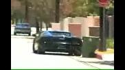 Невероятно! Човек Прави Луд Скок - Прескача Преминаващо Lamborghini