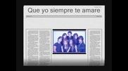♥ღ♥ღ♥Play - Amor Mio♥ღ♥ღ♥