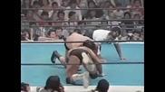 Антонио Иноки срещу Хълк Хогън | Japan Pro Wrestling 1984| 1/4