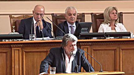 Рашидов: Лидерите на опозицията да подадат оставка
