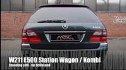 Mec Design E500 W211 Station Wagon