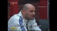 Big Brother F - Николай Шокиран И Огорчен От Елеонора 05.04.10