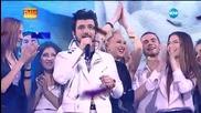 Първият сингъл на Славин - X Factor Live (09.02.2015)