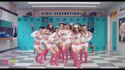 Hot K - Pop 2010 ~ special mashup part I ~ (30 songs in one)
