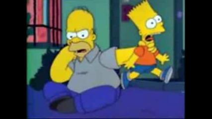Bart Rap - The Simpsons