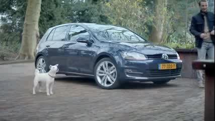 Смях - куче се мисли за Golf 7