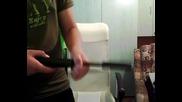Пушка за фунийки M4a1
