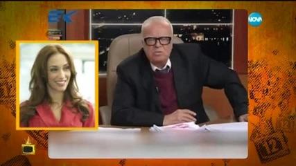 Проф. Вучков за X Factor - Господари на ефира (09.02.2015г.)