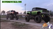 Singer Slinger Vs. Super Duty Tug Of War