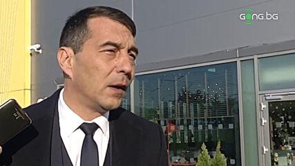 Ангел Петричев преди мача с Тотнъм: Има какво да научим