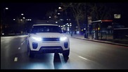 Обновеният Range Rover Evoque 2016