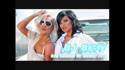 Азис Feat. Преслава и Елена - Пия за тебе & Dj Backy [ремикс]