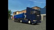 My Trucks In Euro Truck Simulator