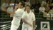 Тези са велики - шоу на тенис на корт