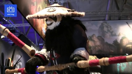 World of Warcraft на Gamescom 2013