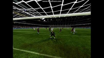 Fifa 11 -goals and skills xdd