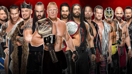 Royal Rumble 2020 Preview – WWE AL An