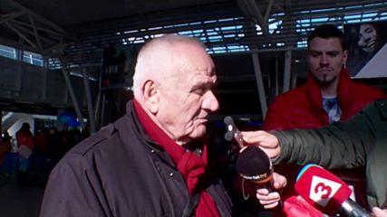 Люпко Петрович: Трябва да направим така, че ЦСКА да скъса Лудогорец