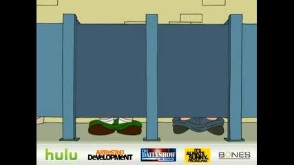 Family Guy - Fart Challenge