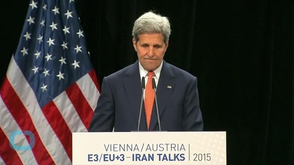 Kerry Says Iran Vow to Defy U.S. is 'Very Disturbing'
