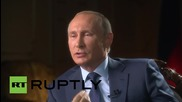 """Russia: Putin dismisses Republican claims he's a """"gangster"""""""