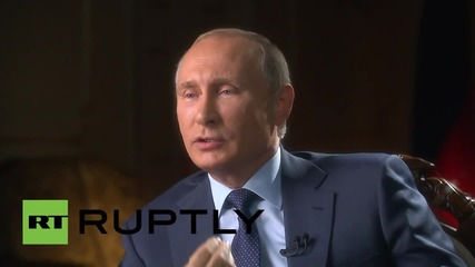 Russia: Putin dismisses Republican claims he's a