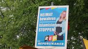 Germany: Debate on building new mosque brings anti-Islam protests to Monheim