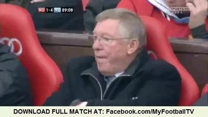 Сити разплака Юнайтед на Олд Трафорд за унизителното 6:1