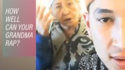 Rapping Kazakh Grandma becomes an Internet sensation