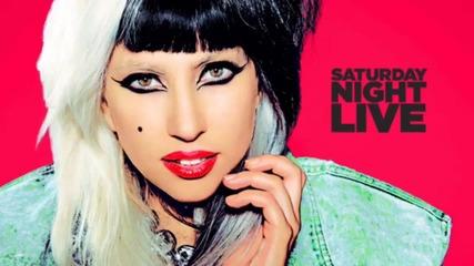 Lady Gaga - Judas Snl Live Acapella Превод