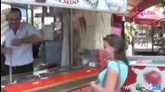 Правене на сладолед със стил