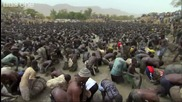 Свещения риболовен ритуал Антого в Мали