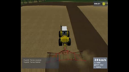 Farmer Simulator 2008 Rada245