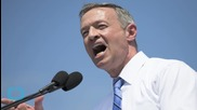 Former Maryland Gov. O'Malley Jumps Into 2016 Democratic Race