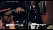 Wiz Khalifa Feat. Juicy J _my favorite Song_ In studio perfo