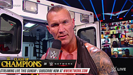 Randy Orton's warning for Drew McIntyre: Raw, Sept. 21, 2020