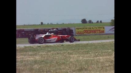 Formula Drive - Vladimir Arabadjiev Bolid - Pista Drakon