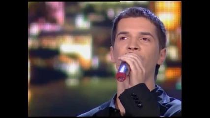 Nikola Nešić - Umoran sam od života (Zvezde Granda 2011_2012 - Emisija 13 - 17.12.2011)