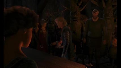 Shrek The Third [bg Audio] (00h15m05s - 00h15m56s)