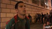 Георги Миланов: Не мога да опиша колко се зарадвах като вкарах на Буфон
