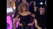 Мария Игнатова и Алекс като Оливия Нютън Джон и Джон Траволта от 05.06.2013