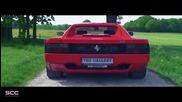 Ferrari 512 Tr Fuchs Exhaust
