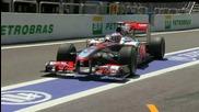 Най - доброто от Гран При на Бразилия Формула 1 2010