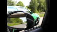 Golf 3 vr6 се гаври яко с audi r8 на магистралата!