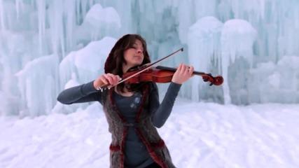 Dubstep Violin- Lindsey Stirling- Crystllize - Musictonic