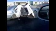 Ето с какво се забавляват хората в Саудитска Арабия