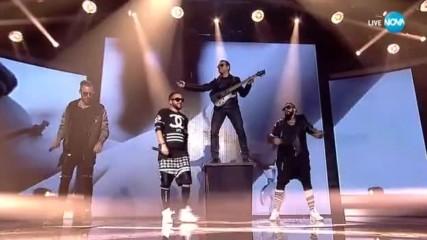 НА ЖИВО: Криско feat. Pavell & Venci Venc' - Герои, X Factor Live (05.11.2017)