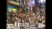 Partizan Fans Zeko Lopove I Milan Gurovic