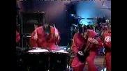 Slipknot - Wait And Bleed (live Conan O' Brien) (1999)