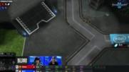 StarCraft II - Stats vs. Bly PvZ - B1 Горни квалификации - IEM Katowice 2017